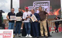 Carnes Félix S.A., patrocinador oficial de la primeraedición del Meat Carnival de València.
